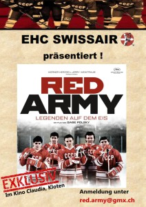 Red Army-Flyer