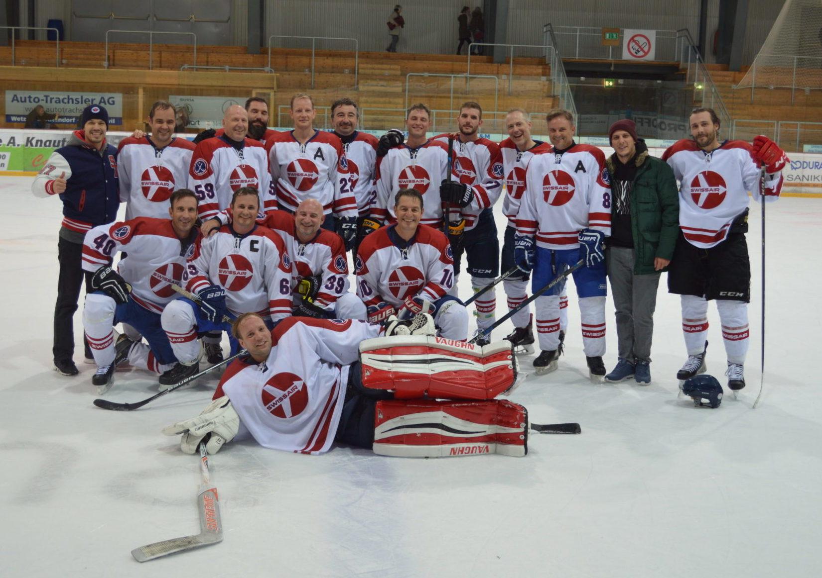 Team Senioren EHC Swissair